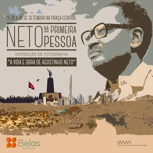 Exposição `António Agostinho Neto na Primeira Pessoa´ para ver até ao dia 30 de Setembro