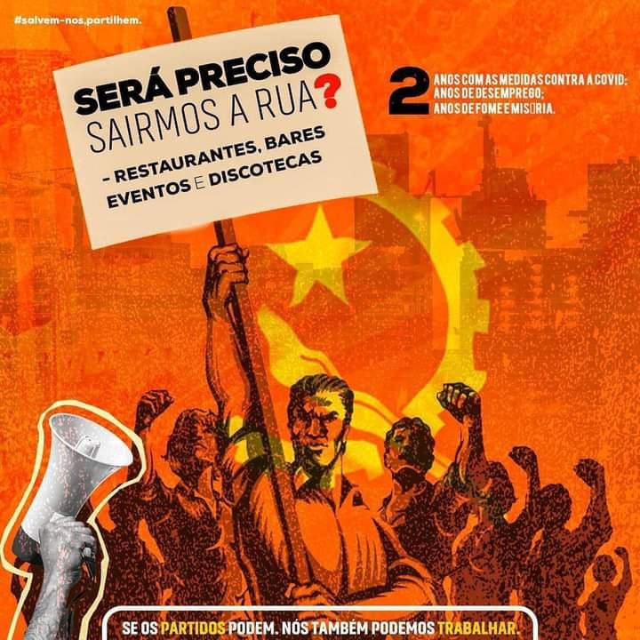 """Artistas angolanos dizem basta ao Decreto Presidencial: """"Se os partidos políticos podem, nós também podemos"""""""