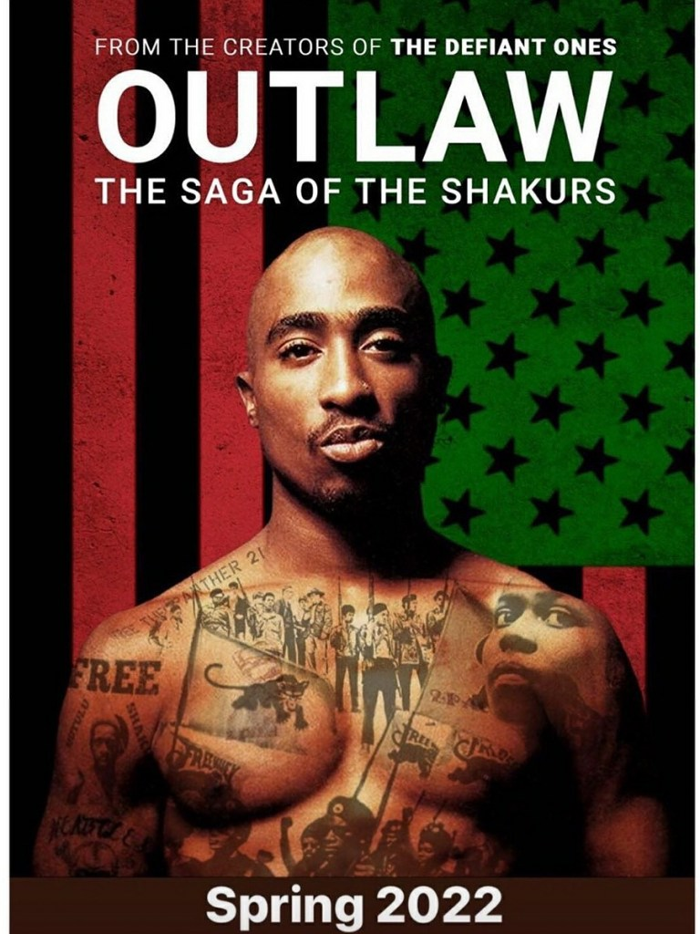 Afeni e Tupac Shakur documentados em nova série