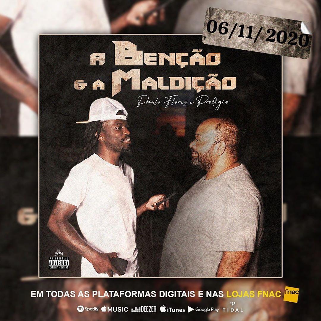 Álbum de Paulo Flores e Prodígio será lançado esta sexta-feira, 6 de Novembro
