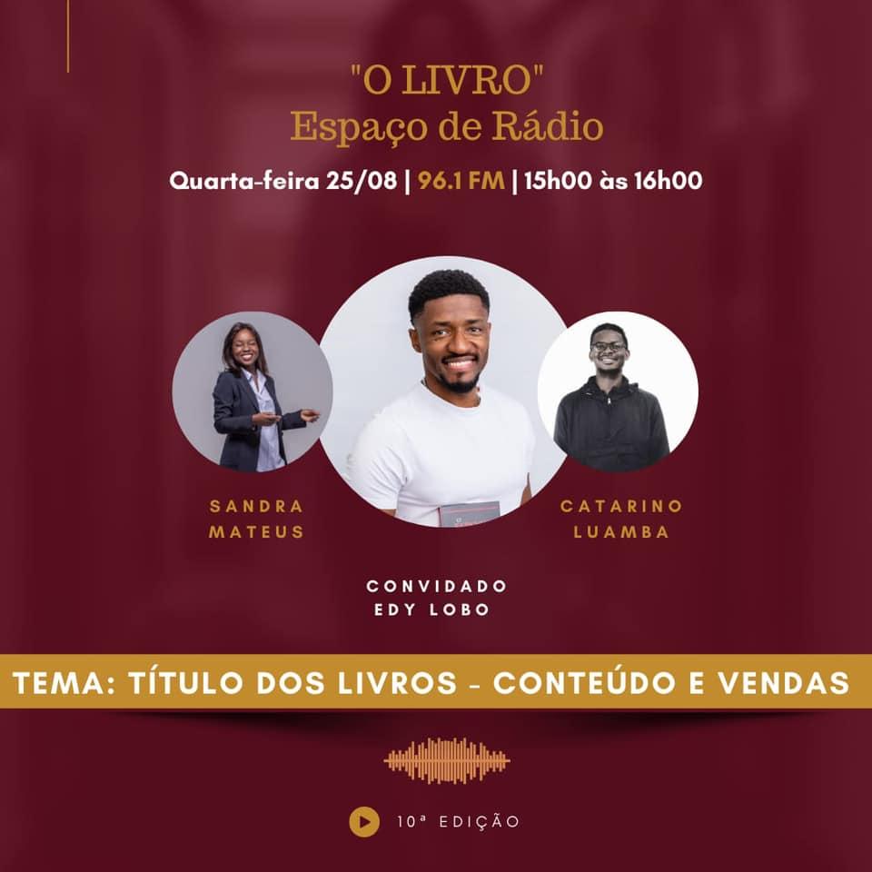"""Sintoniza 96.1 FM: O LIVRO """"Vida em Papéis e Letras"""""""