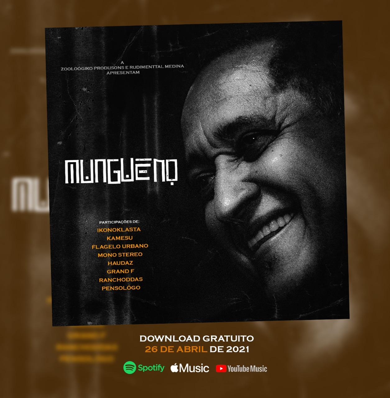 Mungueno: Rappers imortalizam Waldemar Bastos em nova EP