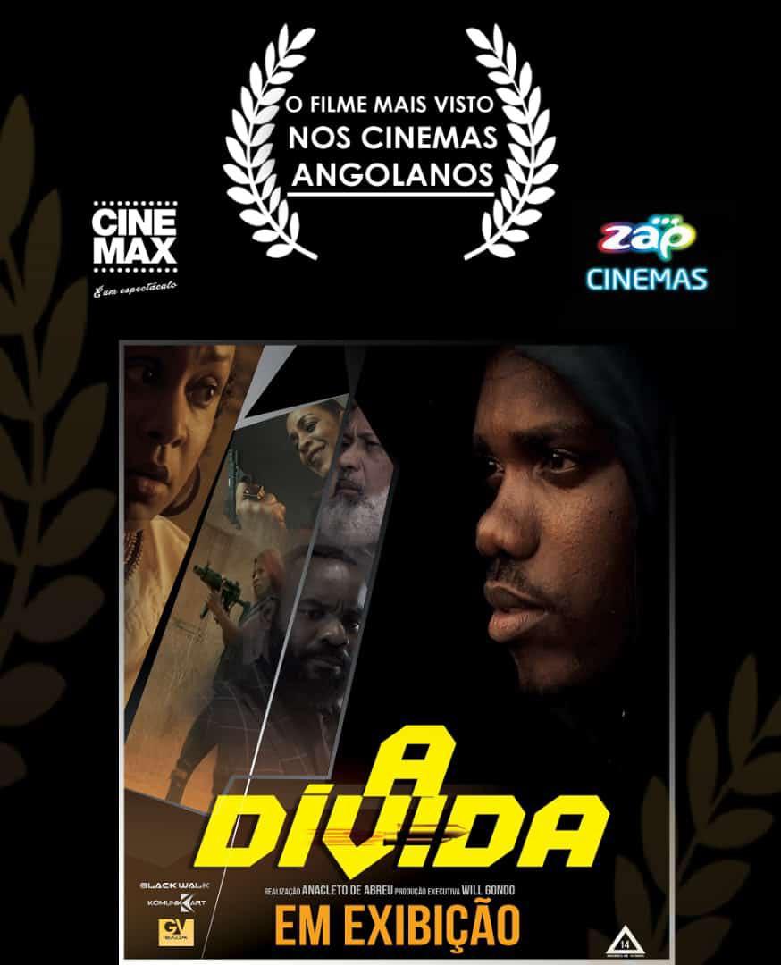 Filme de estreia de Gilmário Vemba é o mais visto dos cinemas nacionais
