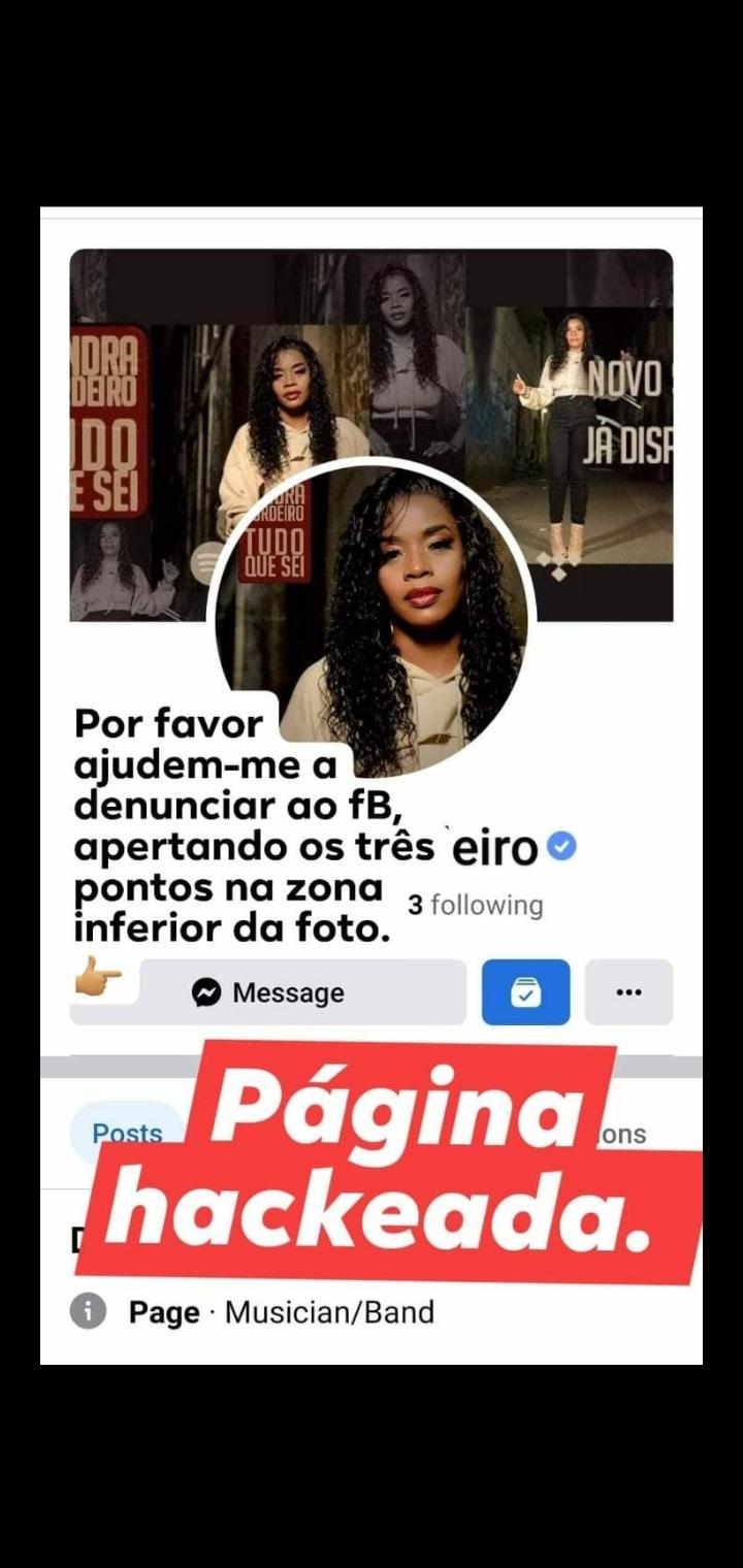 Hackers voltam a atacar música angolana