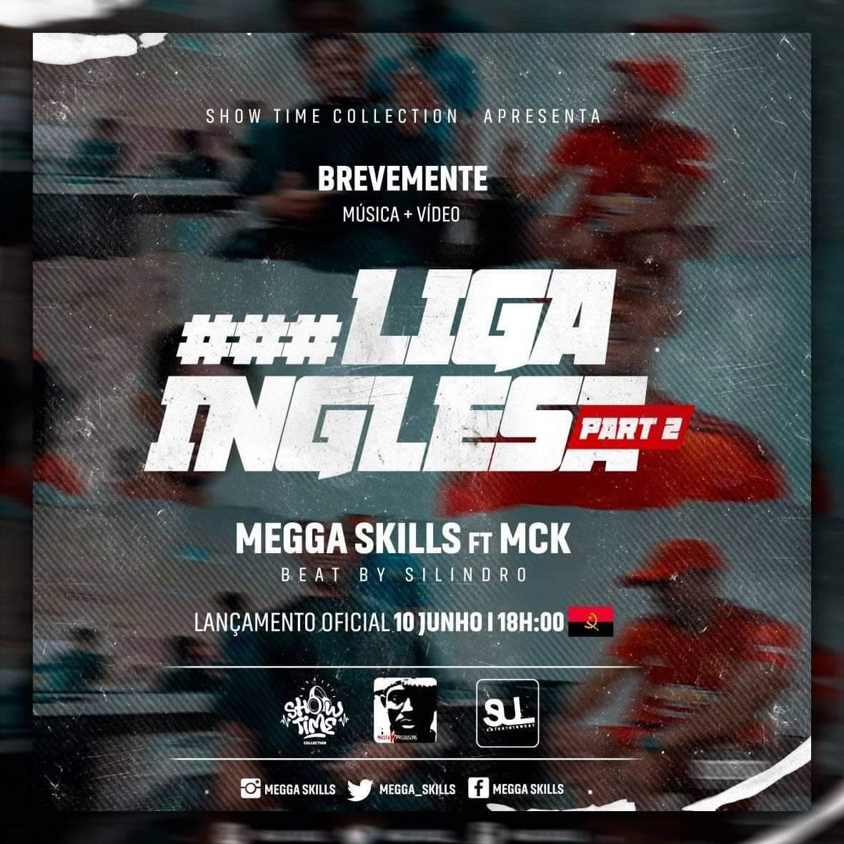 Megga Skills lança nova música com a participação de MCK