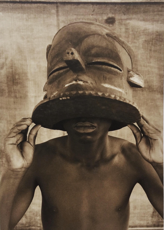Kristof Degrauwe expõe `A Máscara Oculta´a partir de amanhã