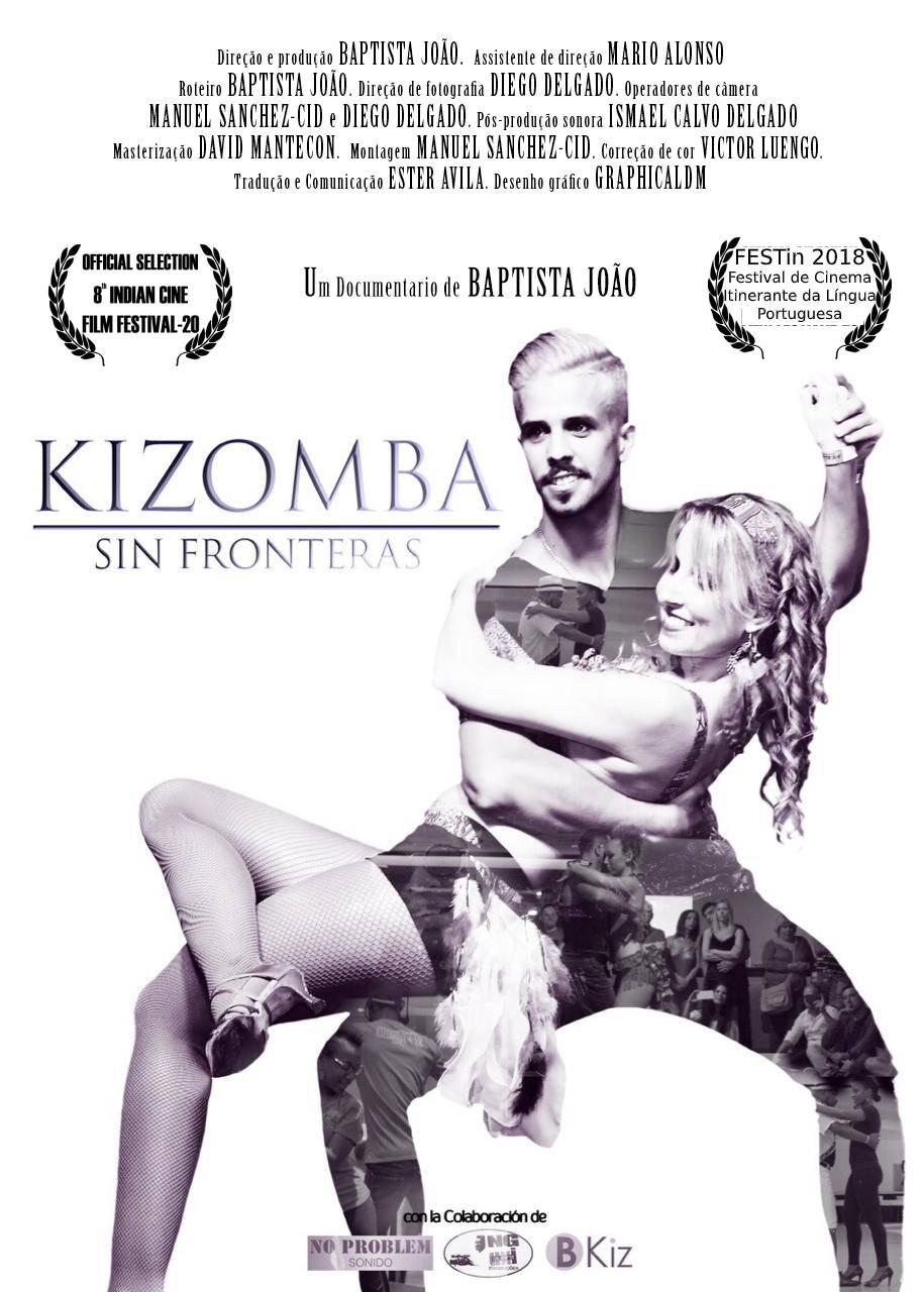 Documentário sobre a Kizomba no festival indiano do cinema