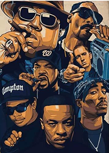 Notorious B.I.G, Tupac e Jay-Z excluídos por Snoop Doog da sua lista dos melhores rappers da História