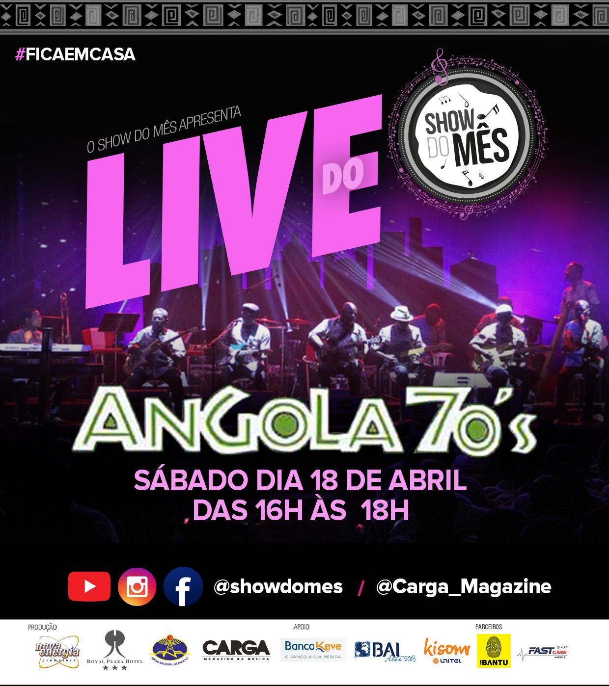 LIVE do Show do Mês