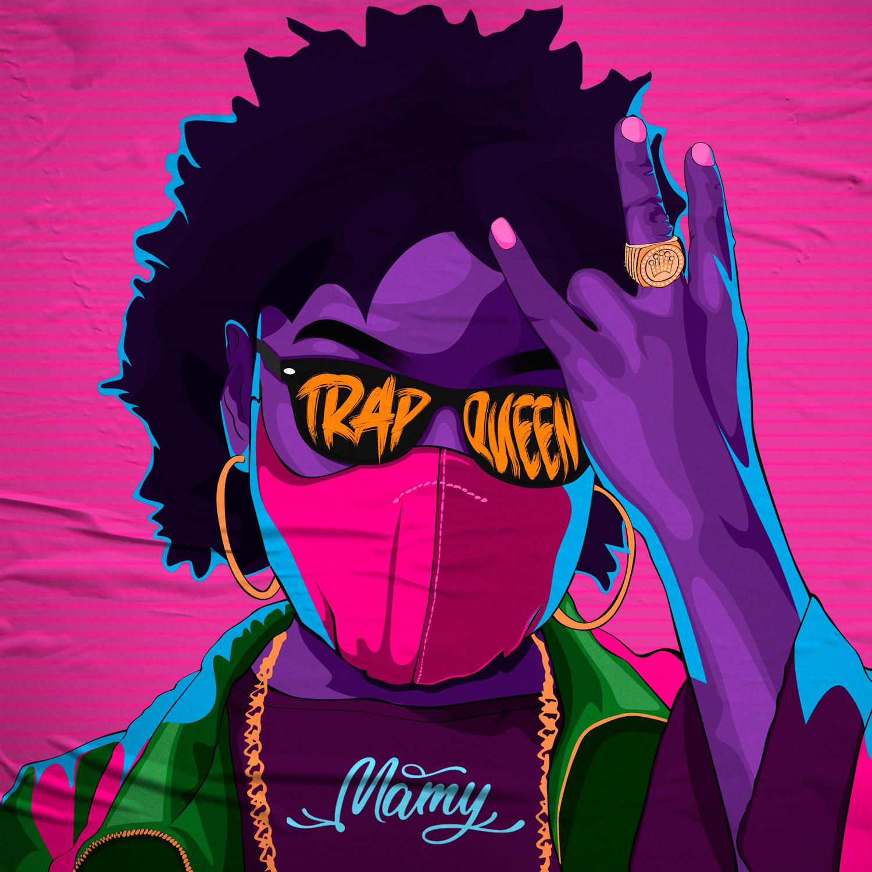 Novo EP de MAMY revela habilidades no Trap Music