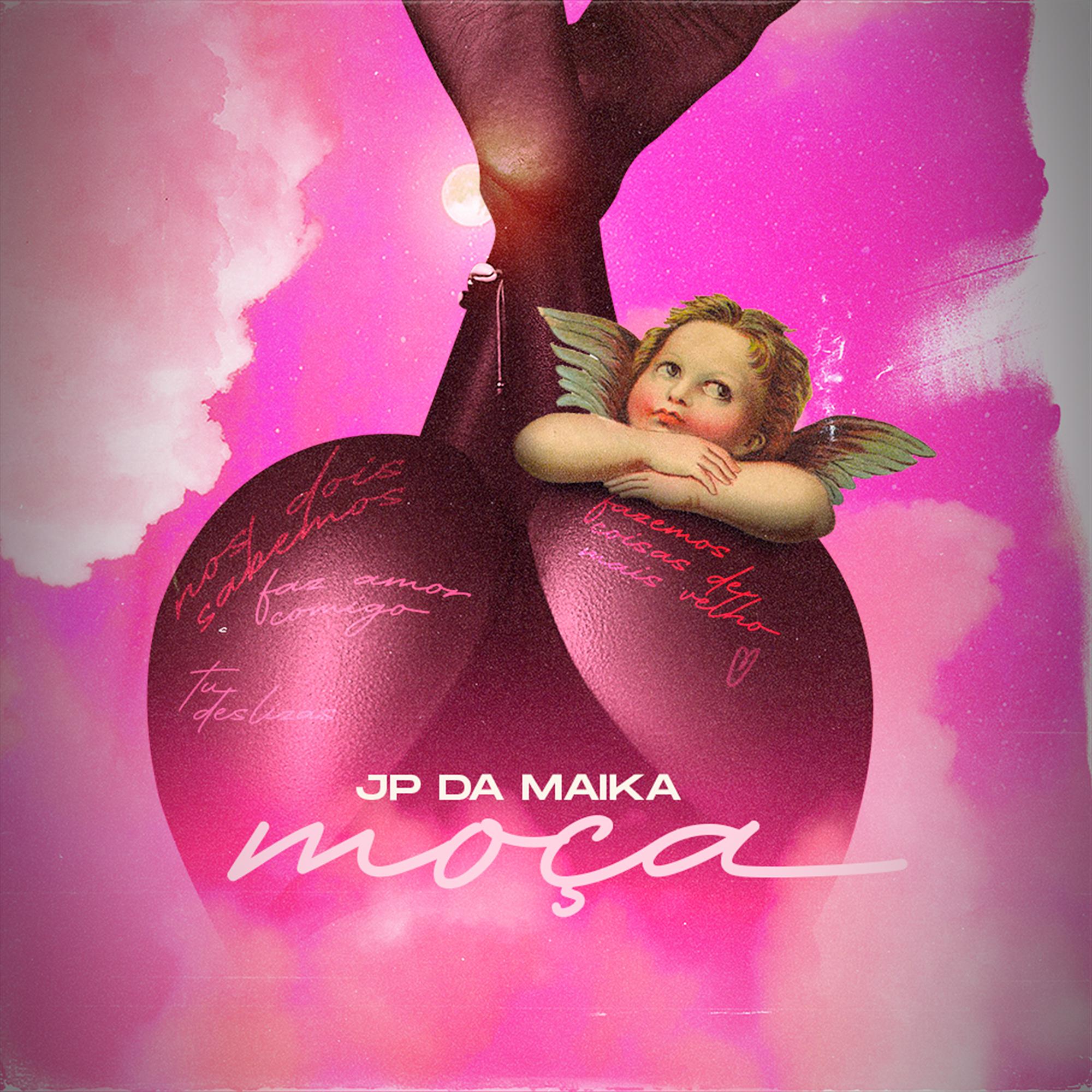 """Single `Moça´ dá início ao projecto """"DaMaika Season"""" da autoria de JP da Maika"""