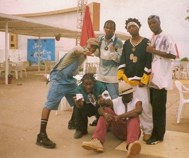 Ngadiama Wakamba O Sonhi: Um veterano do Rap que a nova geração devia conhecer