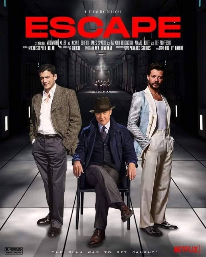 """Alerta: Não existe nenhum filme 'Scape' na """"calha"""" da Netflix"""