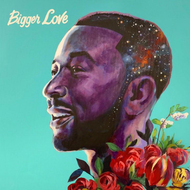 Bigger Love: Novo álbum de John Legend celebra a música negra