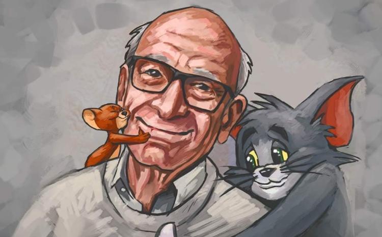 Morreu autor de Tom e Jerry