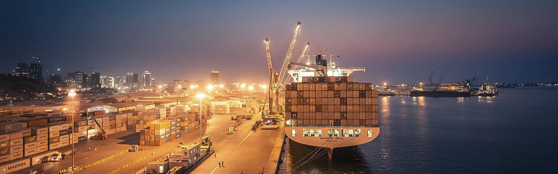 Porto de Luanda: 75 anos a ligar Angola aos mercados internacionais