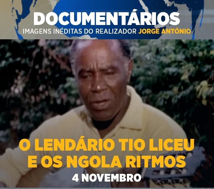 Influência de Liceu Vieira Dias e os Ngola Ritmos na música popular angolana é retratada em documentário