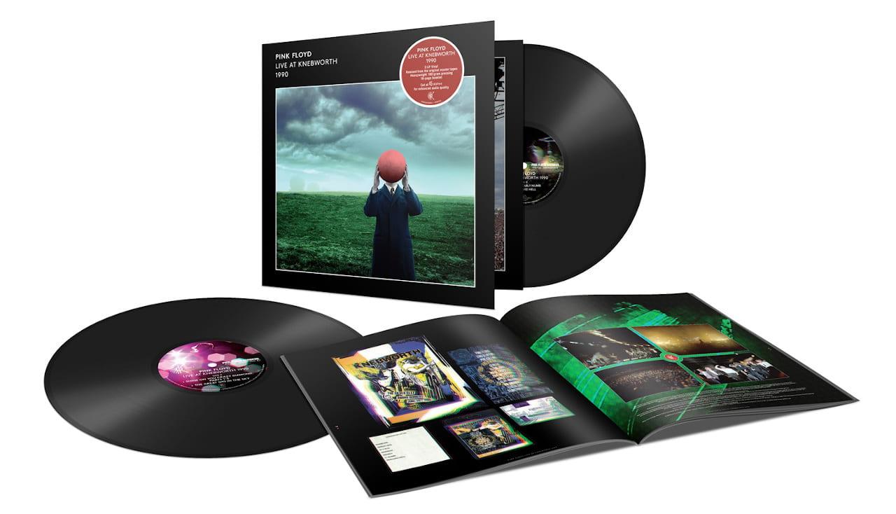 Novo álbum dos Pink Floyd sai em Abril e conta com edições em CD e vinil