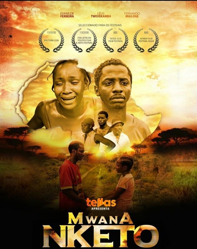 Cinema Para Todos: Mwana  Nketo em exibição hoje no Auditório Wyza