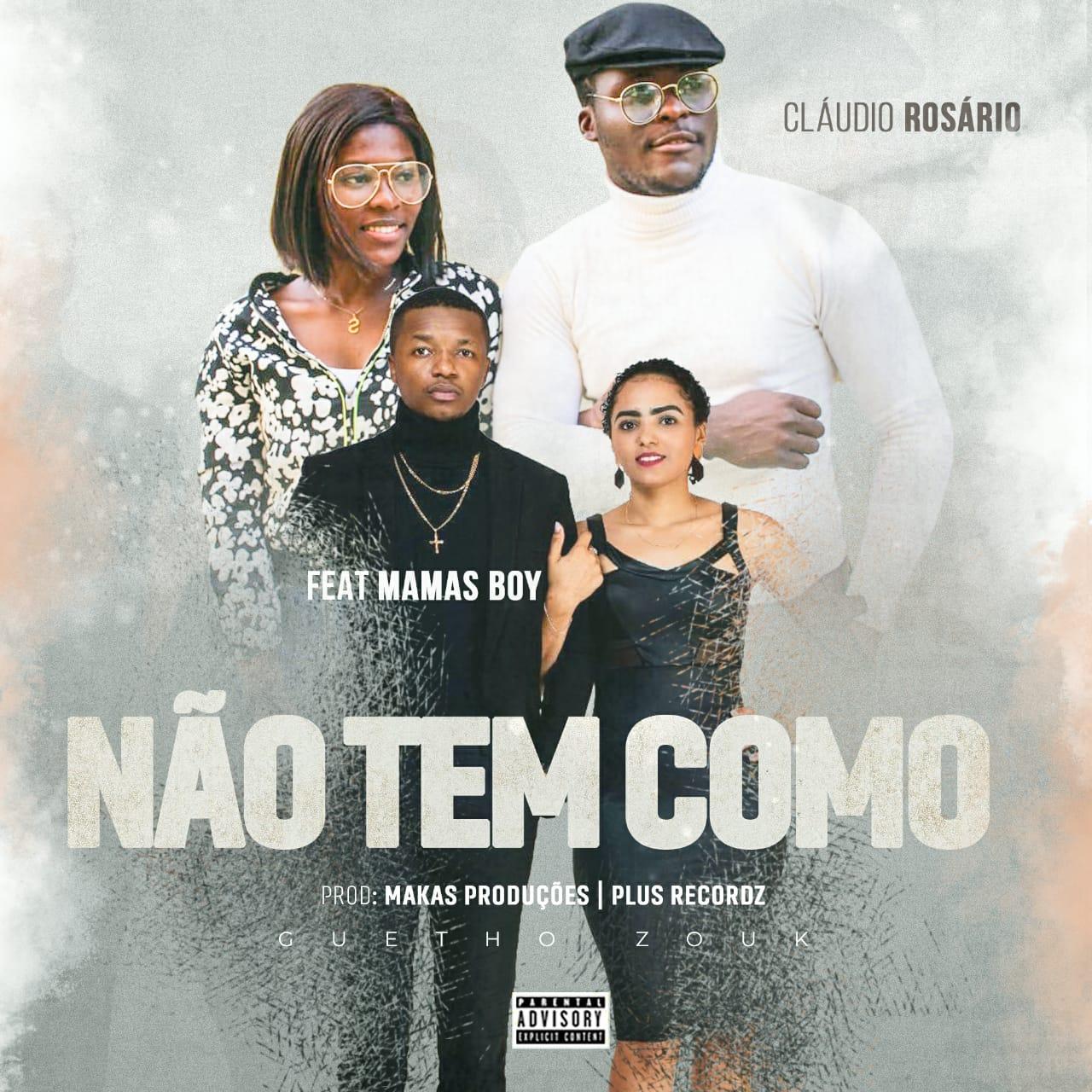 Cláudio Rosário e Mamas Boy estreiam novo single