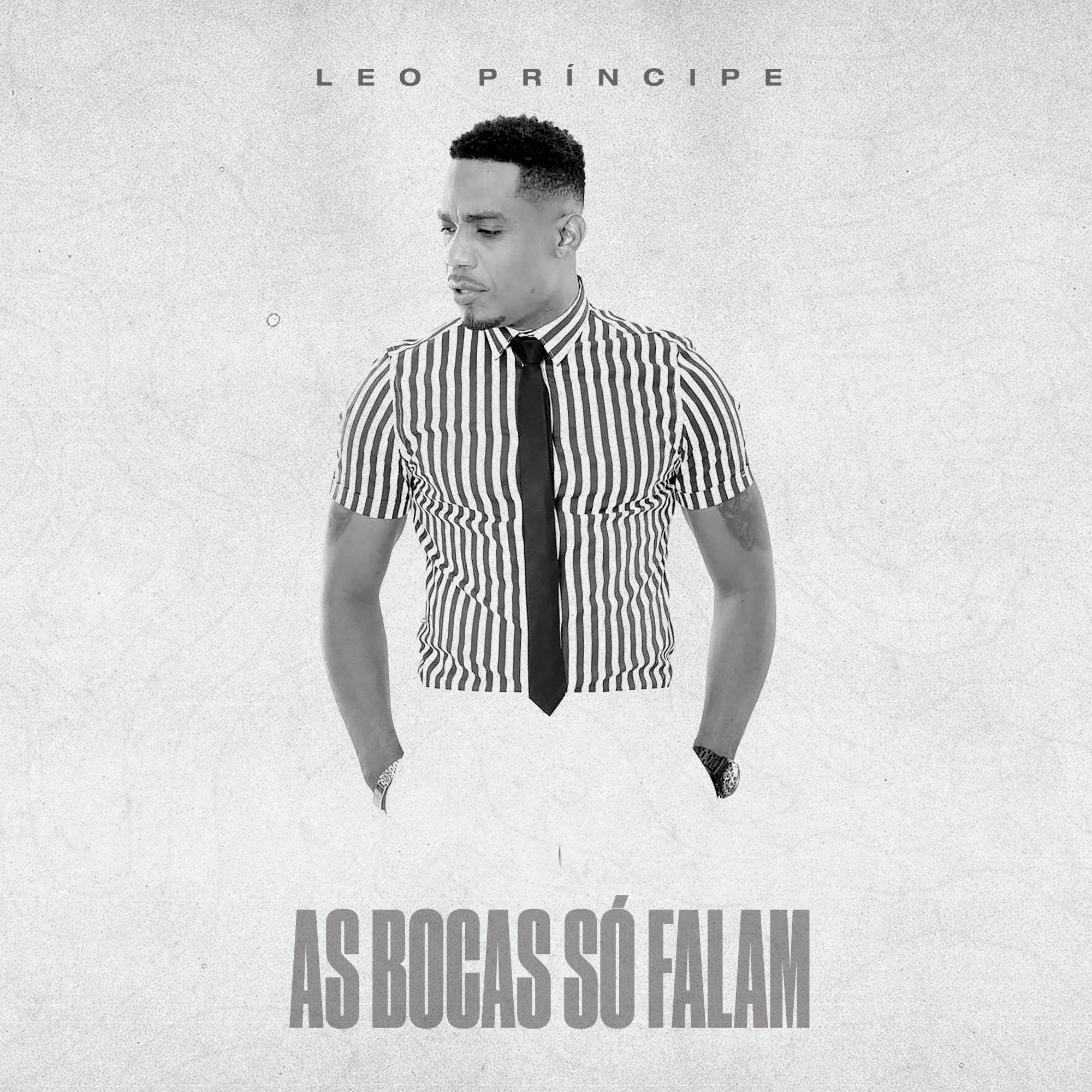 Novo single do Leo Príncipe já está disponível nas plataformas de streaming e YouTube