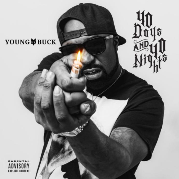 """Young Buck está de volta com EP """"40 Days & 40 Nights"""""""