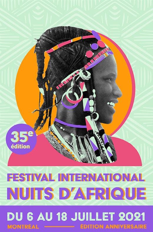 Ndaka Yo Wini canta no festival internacional de Montreal