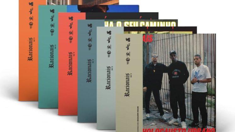 Racionais MC's lançam  discografia completa em vinil