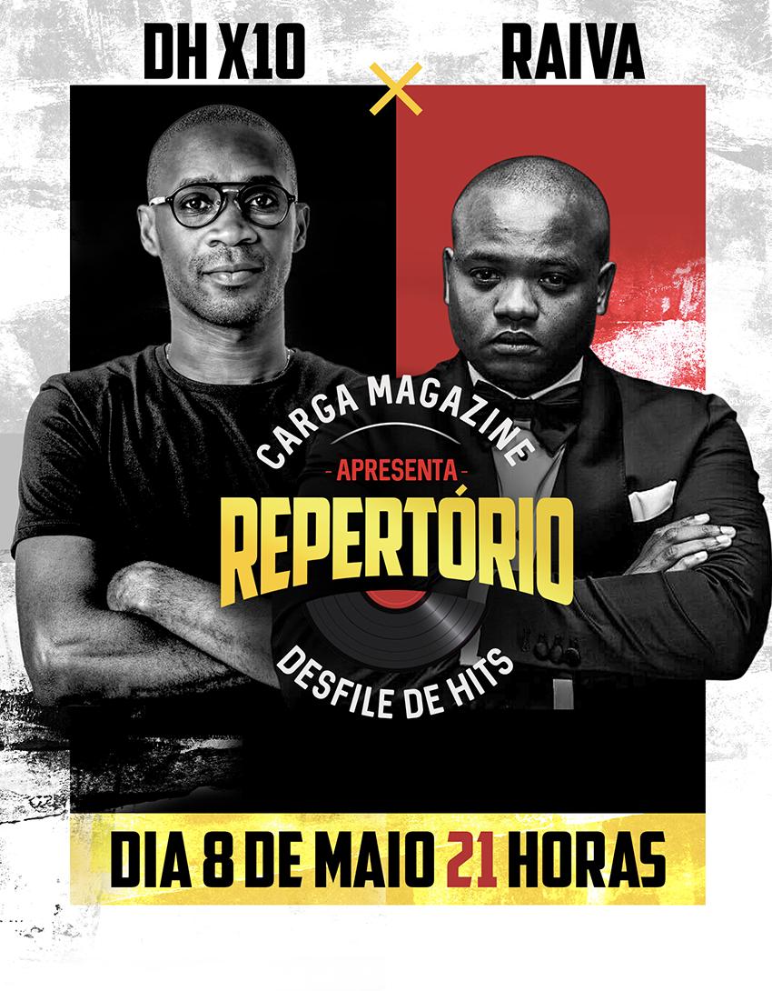 DH substitui Condutor na estreia de #Repertório