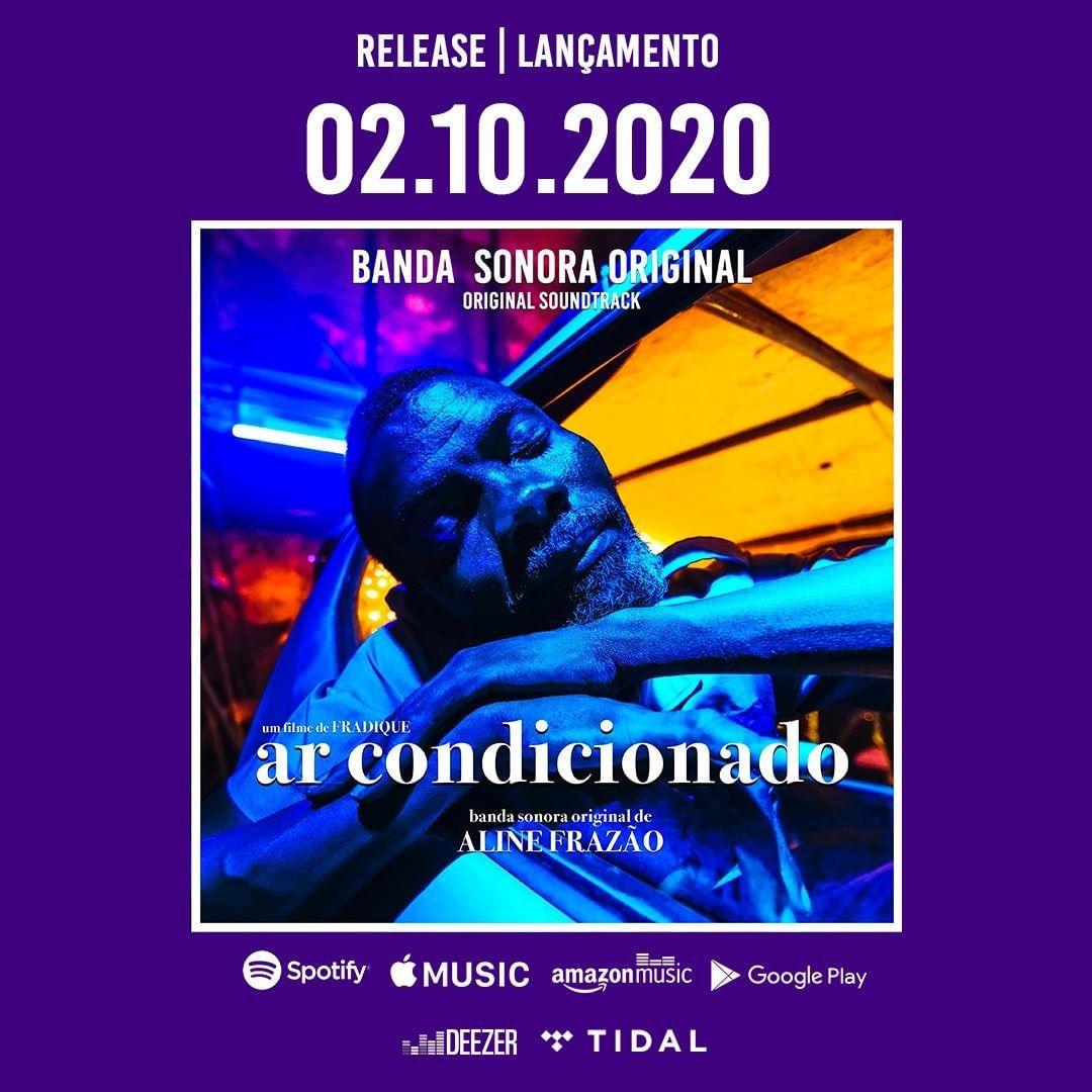 Banda sonora do filme `Ar condicionado´chega às plataformas na sexta-feira