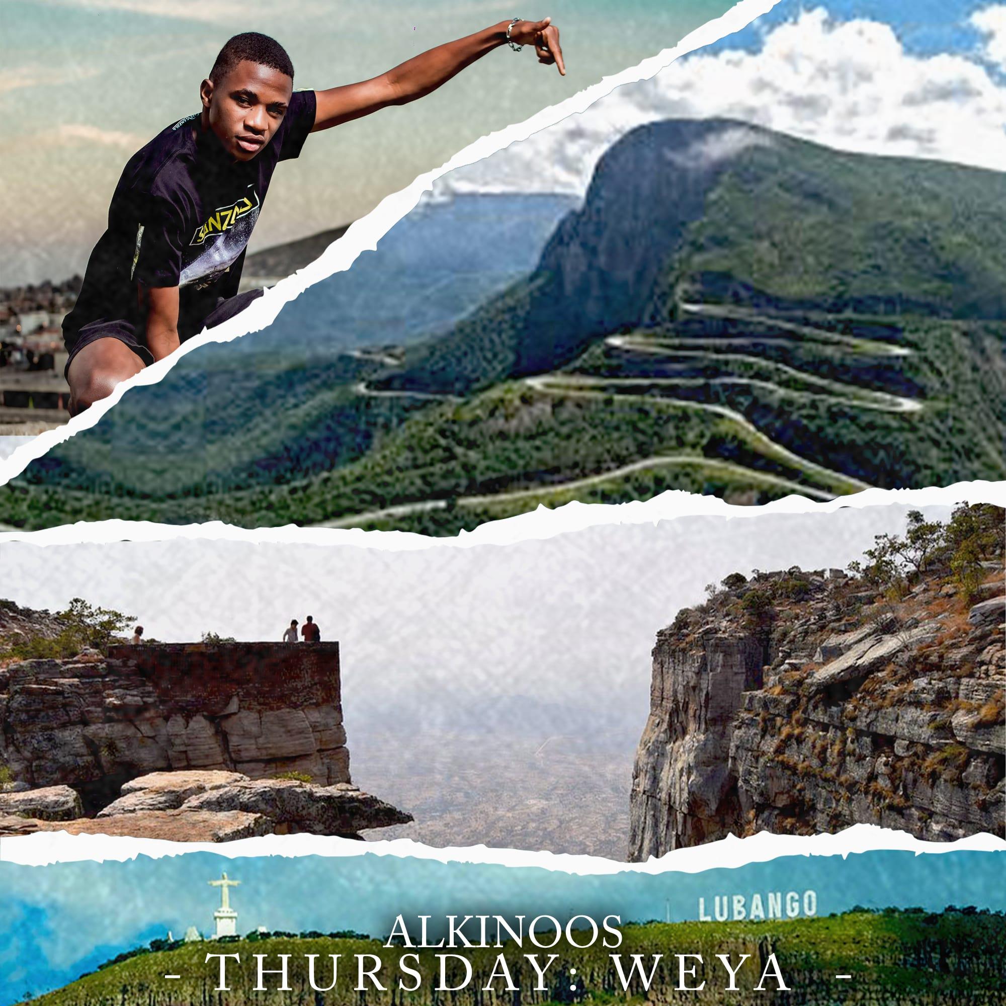 """Alkinoos lança """"Thursday: Weya"""",  um hino de agradecimento à sua terra natal"""