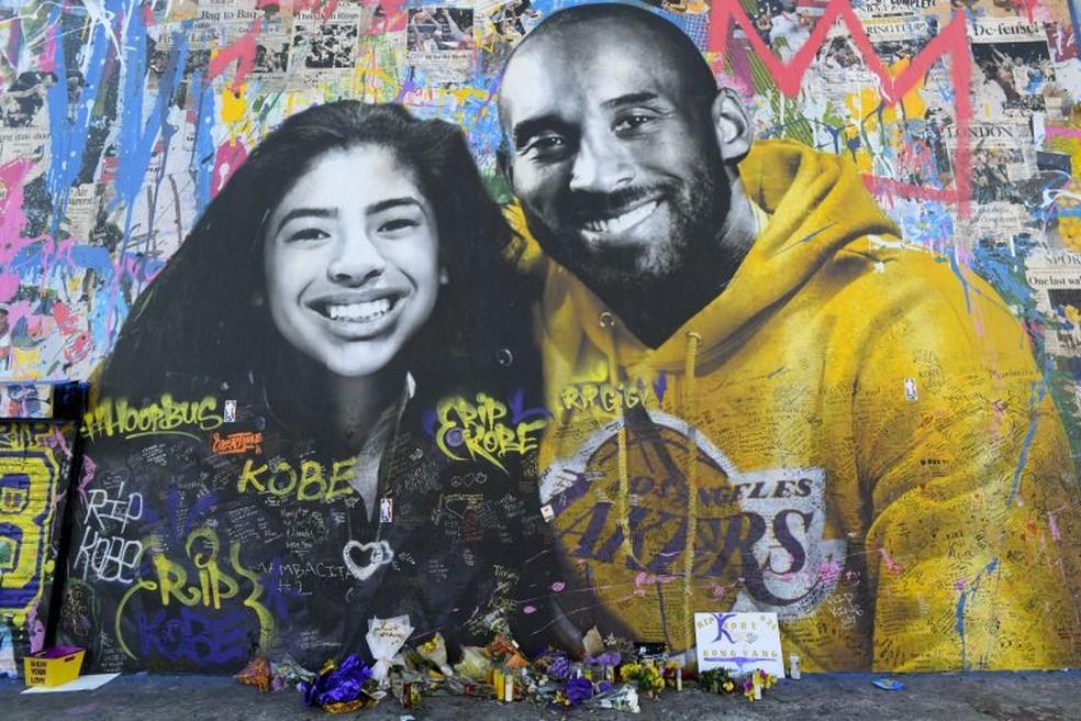 26 de Janeiro de 2020: O trágico dia que o mundo perdeu Kobe Bryant