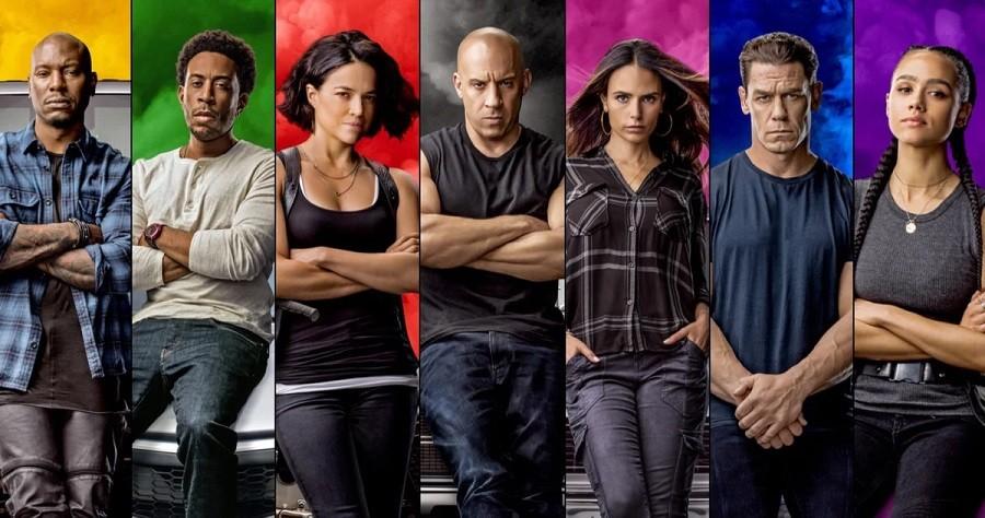 """Fast & Furious 9:  Ludacris deixa escapar em entrevista que o filme pode chegar ao """"espaço"""""""