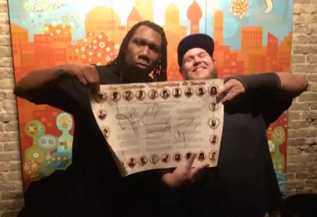Declaração Universal de Paz do Hip Hop completa 20 anos hoje