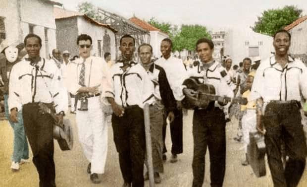 Saiba como se formaram as primeiras famílias de músicos angolanos