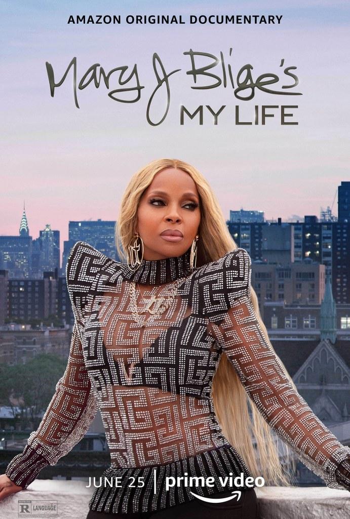 25 anos depois, Mary J. Blige lança documentário homónimo do icónico LP 'My Life'