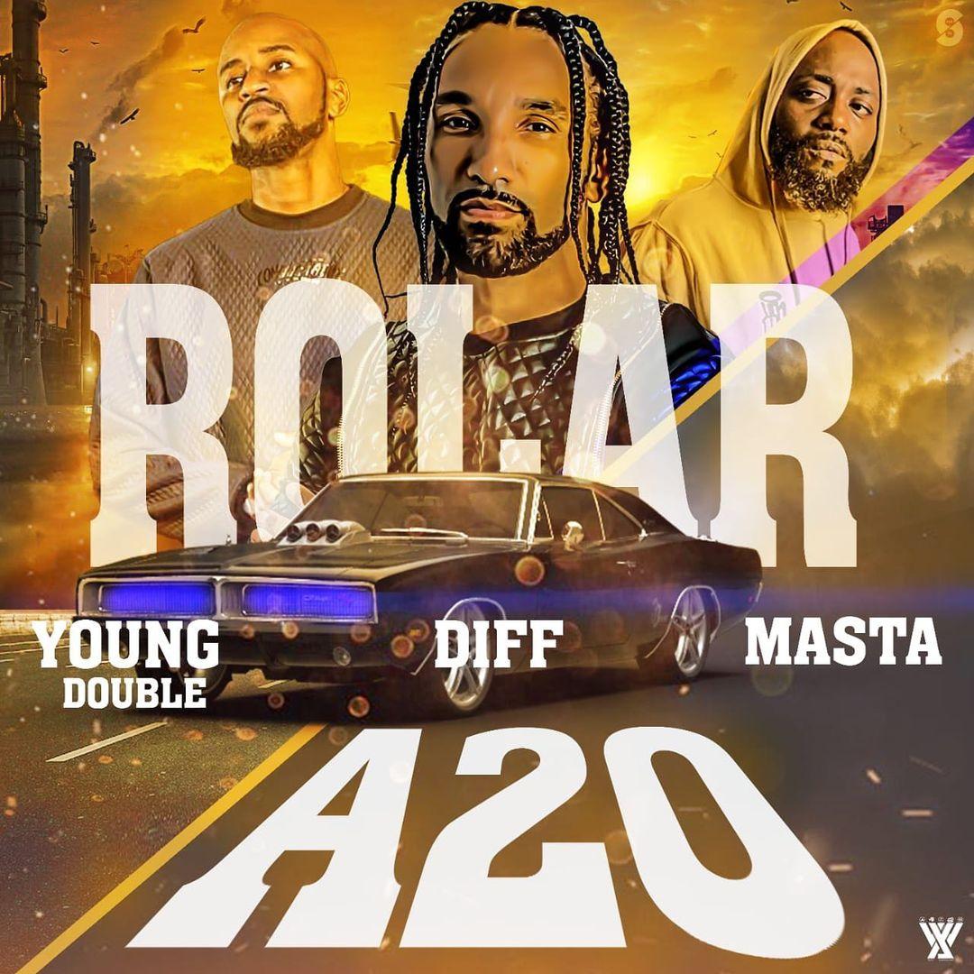 Diff, Masta e Young Double juntam-se pela primeira numa música