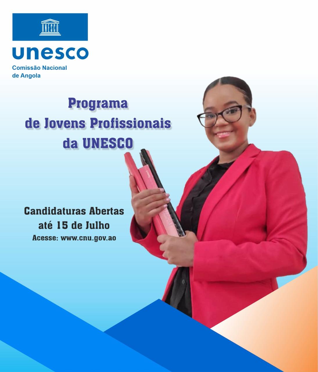 CNU-Angola concede oportunidades de emprego a Especialista do Sector Cultural