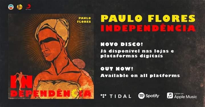 Paulo Flores acaba de lançar novo álbum