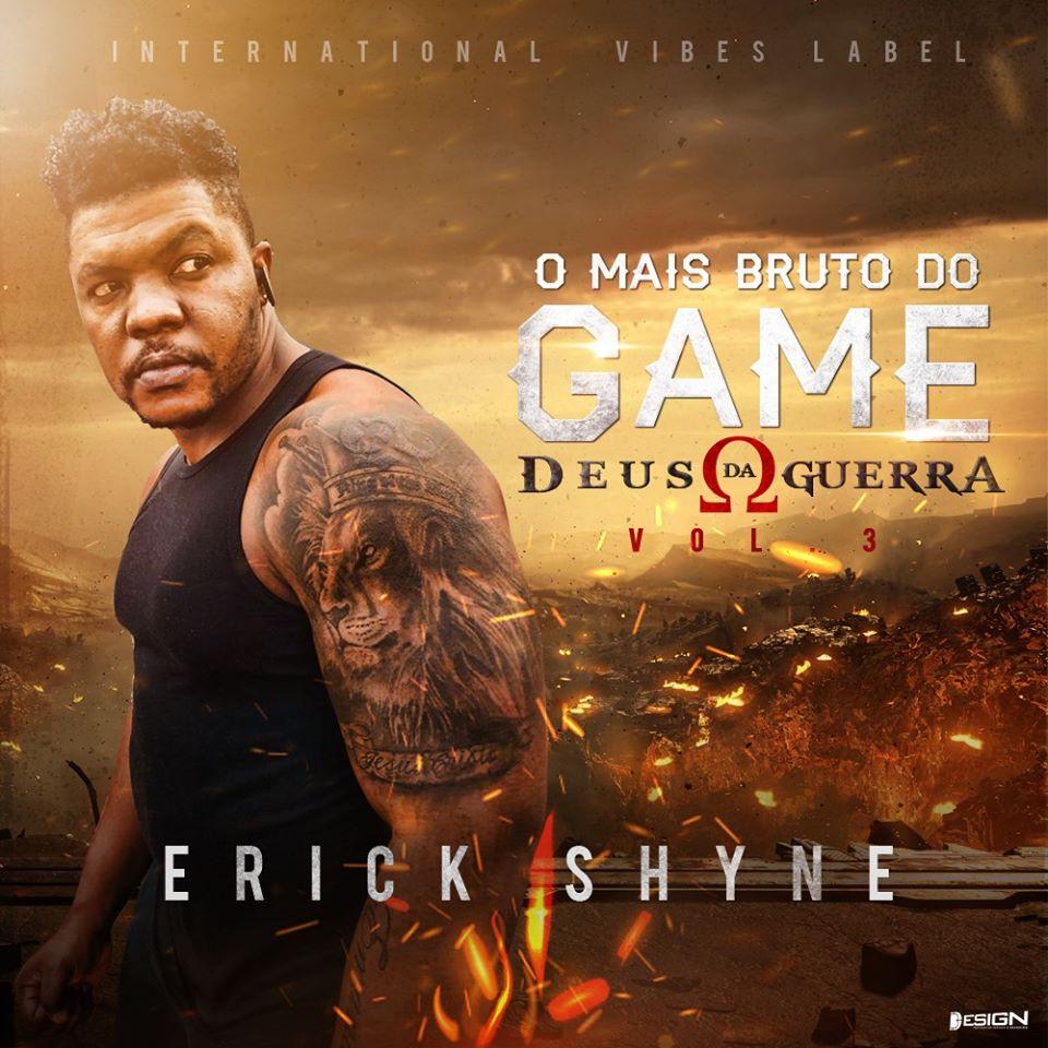 """Erick Shine liberta """"O Mais Bruto do Game Vol.3 – O Deus da Guerra"""""""
