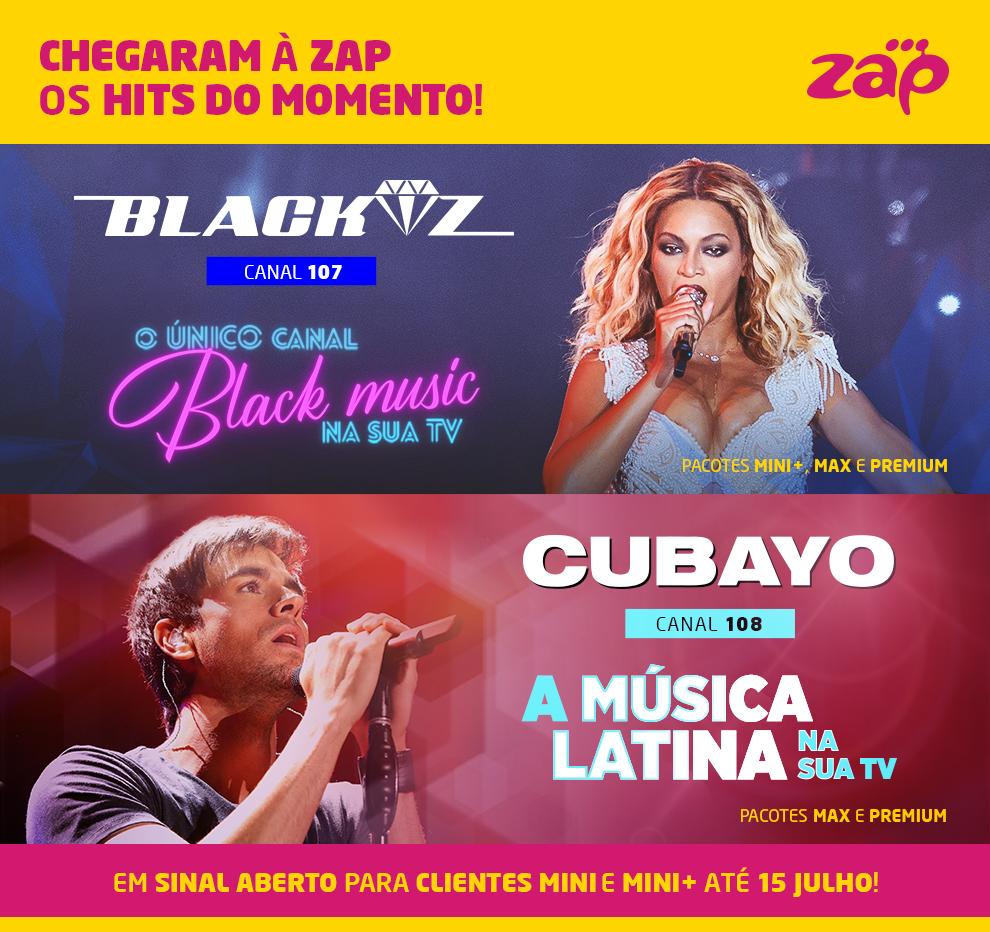 Black Diamondz: Entretenimento negro conta com canal exclusivo na Zap