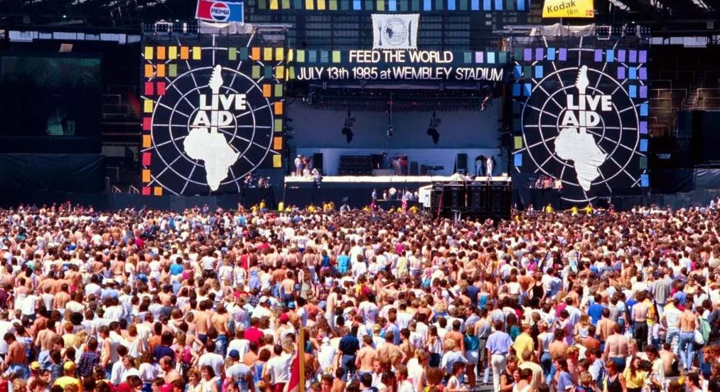 Sabia que o Dia do Rock foi instituído graças a um festival em prol da Etiópia?
