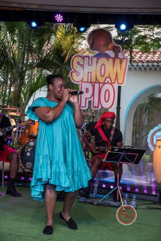 Nila Borja anuncia regresso aos palcos