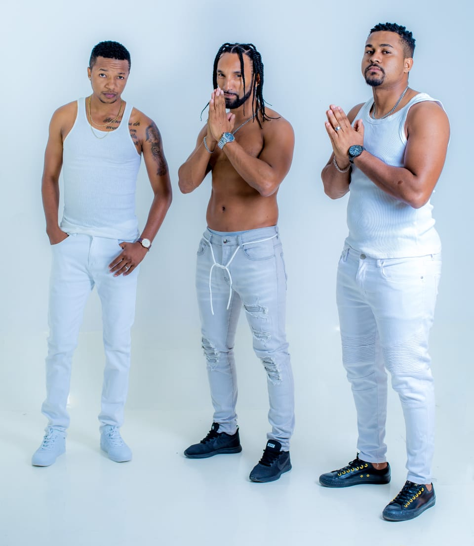 Do Rap ao Afro House: Trio angolano mostra o quanto vale