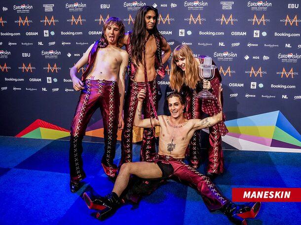 Banda vencedora do Festival Eurovisão da Canção 2021 está a ser investigada
