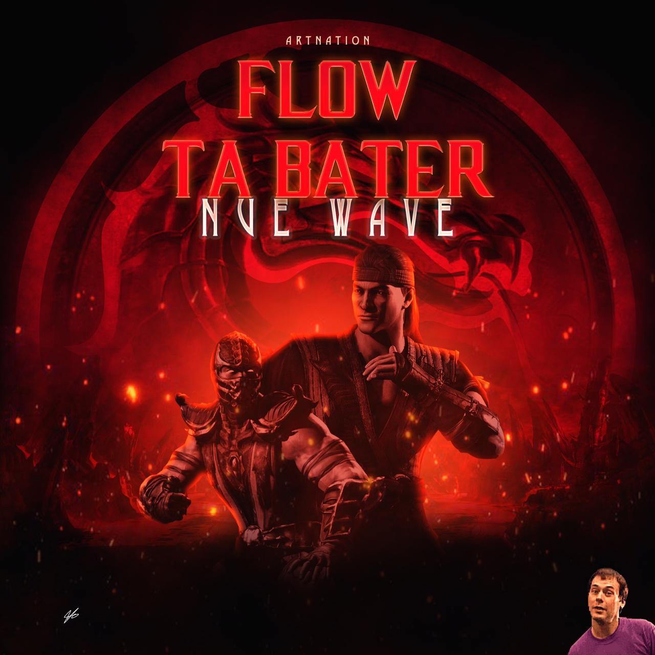 Dupla Nue Wave testa popularidade do primeiro EP com 'Flow Tá Bater'
