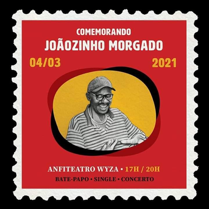 Joãozinho dos Tambores apresenta-se em concerto no Anfiteatro Wyza